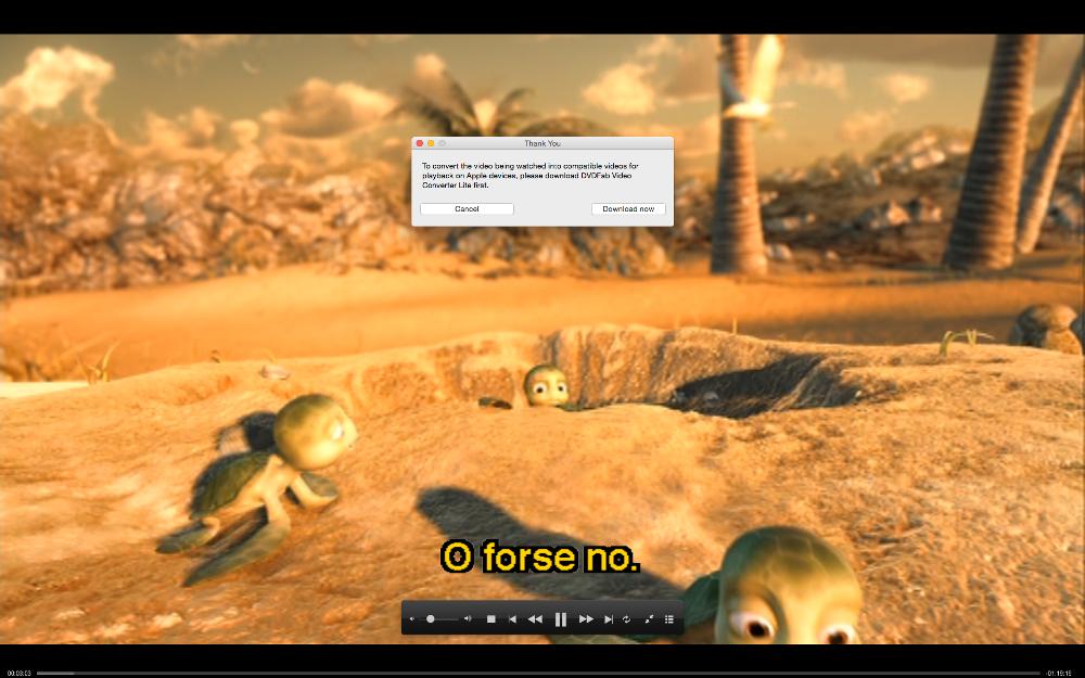 dvdfab video converter for Mac screenshot 2
