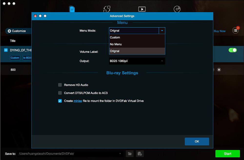 dvdfab blu-ray copy for mac 圖示4
