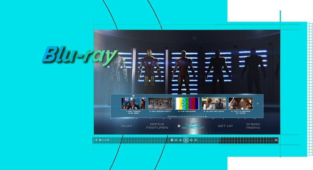 dvdfab media player for Mac 特點1