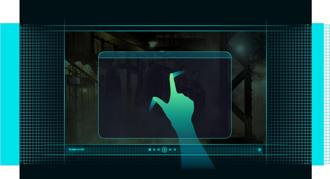 dvdfab media player for Mac 特點7