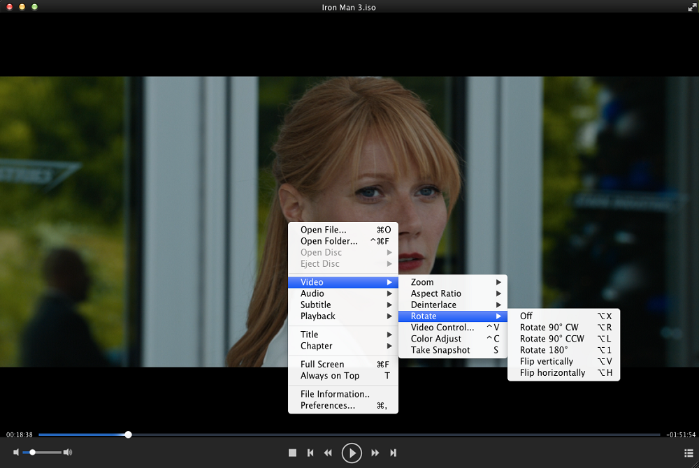 dvdfab media player for Mac 圖示2