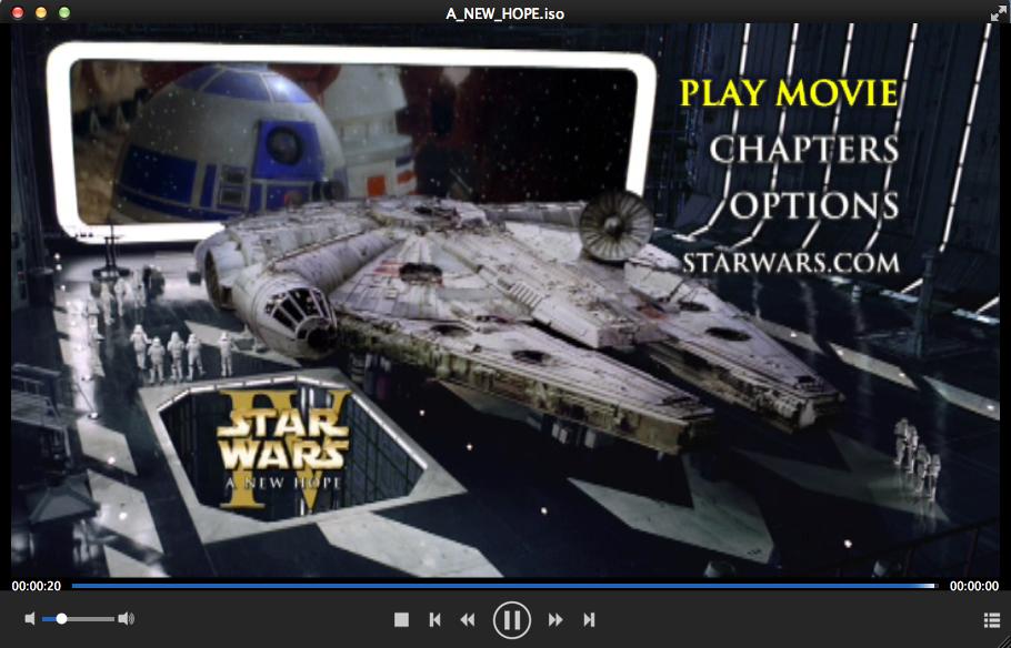 dvdfab media player for Mac 圖示3