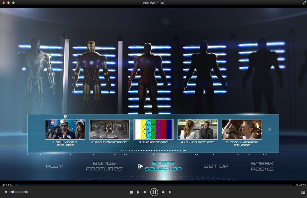 dvdfab media player for Mac 圖示4