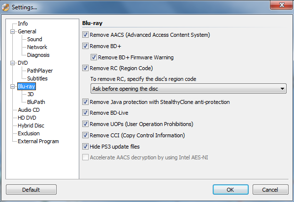 dvdfab passkey for blu-ray 圖示3